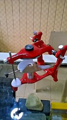 Surgical Dental Stainless Steel High Quality Operating ASA Red Articulator