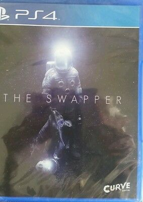 The swapper  ps4 nuevo new limited run playstation