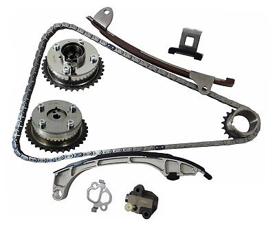 TIMING CHAIN KIT w2Sprocket (In-Exh) VVTI Fits Toyota RAV4 Camry 2 5L  2009-2010