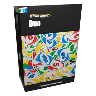 Uno Type Classic 2019 Windows PC Game Software