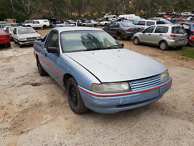VN VG Commodore ute great burnout or drag project