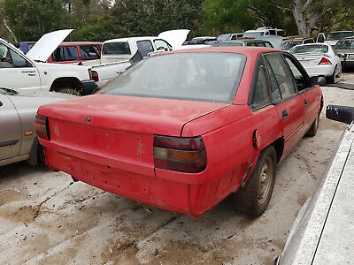 VN Commodore Spac sedan series 2 burnout car project