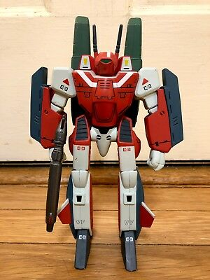 Macross Robotech Valkyrie Millia Action Figure 15th Anniversary Series Big West