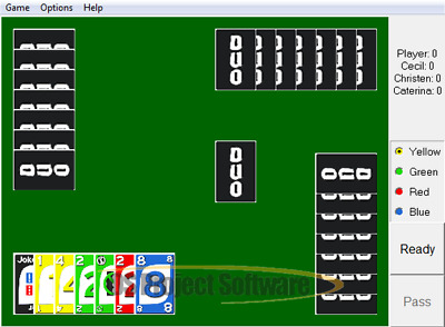 Uno Crazy Eight Card Type 2019 Windows Pc Game Software