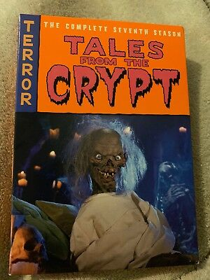 Tales from the Crypt - The Complete Seventh Season (DVD, 2007, 3-Disc Set)