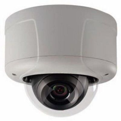 Pelco IES0DN12-1 Sarix Outdoor Rugged IP Dome Security Camera, 2.8-12mm Lens