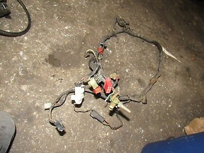 1980 Cb900 Custom Wiring Harness. 1980 Cx500 Custom, 1980 Goldwing on