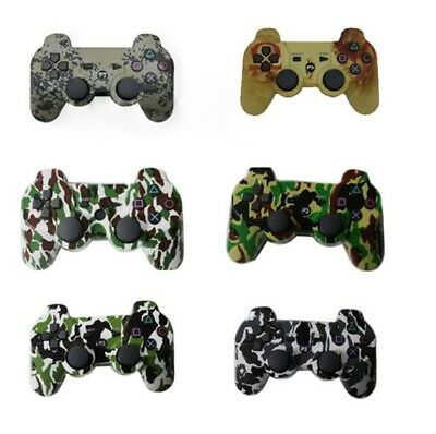 Personality Camouflage DualShock 3 Bluetooth Gamepad Controller for Sony PS3