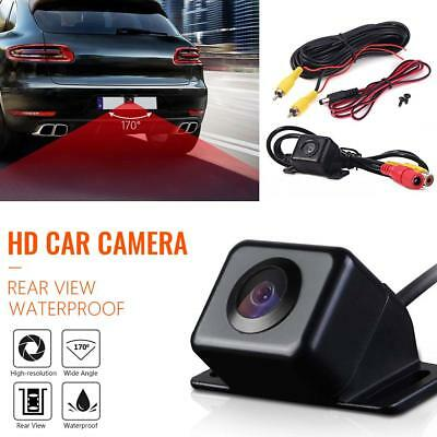 Car Rear View Reversing Backup Night Vision HD IR CCD Camera 170° Waterproof