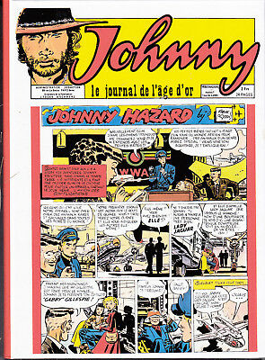 Johnny le Journal de l'Âge d'Or - n° 1,2,3,4,5,6 ,7- Collectif