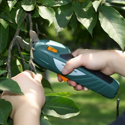 7.2V Rechargeable Electric Pruning Shear Gardening Orchard Branches Cutting Tool