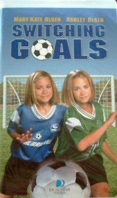 Switching Goals (VHS, 2000, Clamshell)
