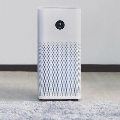 Xiaomi Smart Air Purifier 2S OLED Mi Home APP Smoke Dust Peculiar Smell Cleaner