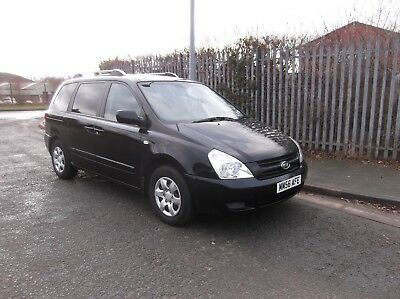KIA SEDONA 2007 2.9 CRDI DIESEL SPARES or REPAIR RUNNING HEAD GASKET BLOWN