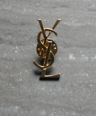 "Pins Sigle   ""yves Saint Laurent""  Ysl"