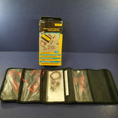 New Fluke TLK287 Electronics Master Test Lead Set, Original Box
