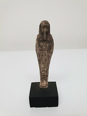 Ancient Egyptian Shabti Late Period 664-332 BC