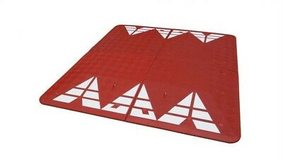 Speed Bump Ramp Hump Table Kit Traffic Calming Heavy Duty Brand New 2 AVAILABLE