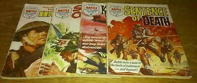 4 Battle Picture Library, 1962-63