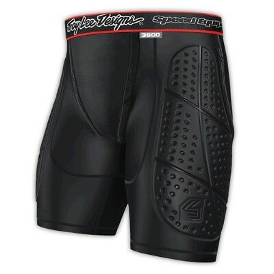 Troy Lee Designs NEW Mx TLD LPS3600 BMX MTB Motocross Dirt Bike Padded Shorts