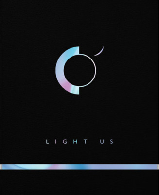 "K-POP ONEUS 1ST MINI ALBUM ""LIGHT US"" [ 1 Photobook + 1 CD ]"