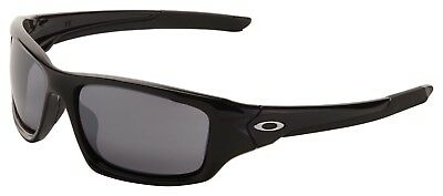 335193ebaa56 Oakley Valve Sunglasses OO9236-01 Polished Black | Black Iridium Lens | BNIB