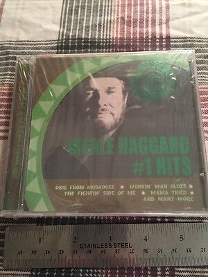 Merle Haggard Country Hit Parade Collection #1 & Love Songs Music Nashville