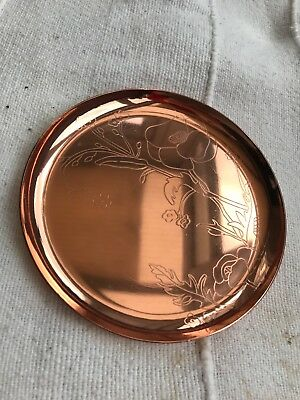 New! Anthropologie Jewellery Trinket Dish. Rose Gold colour. RRP £8