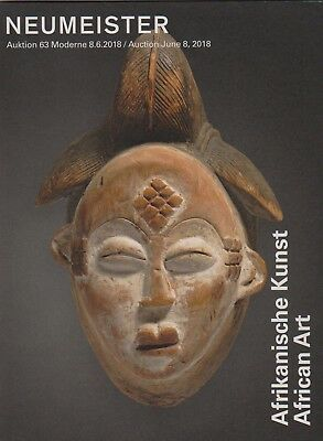 African Art:  Ethnographic Tribal Auction Catalogue