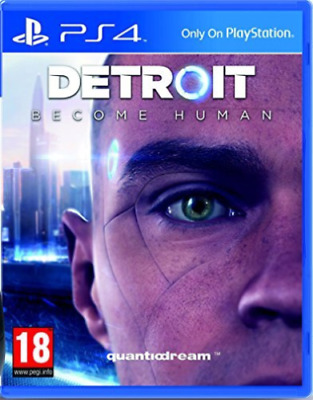 Detroit: Become Human PS4 NEW 4