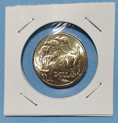 """U"" 2019 $1 One Dollar Discovery Coin Mint Privy Mystery Mark UNC Staple Cover"