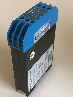 *NEW* Duelco NST-3.2CL Emergency Stop Safety Relay 24 VAC/VDC, 42041247, 3NO 1NC