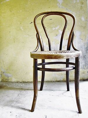 Antique Bentwood Chairs Bent Chair style THONET MUNDUS