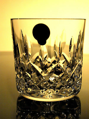 Waterford Crystal Lismore Old Fashioned Tumbler Brand New
