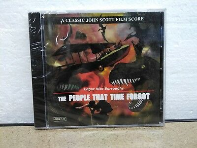Edgar Rice Burroughs: The People That Time Forgot CD