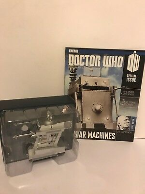 Doctor Who Eaglemoss Special Edition #14 War Machines