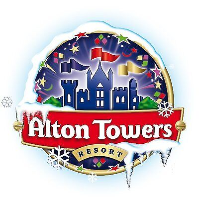 2 for 1 Alton Towers / Thorpe Park Code (Theme Park 2 for1 Tickets)