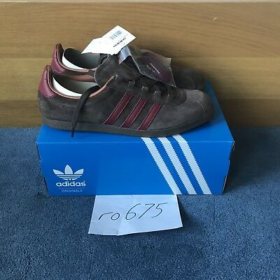 pretty nice 726fb 94d03 adidas Originals Trimm Star UK 11 size  Exclusive Archive   Brown