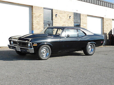 1970 Chevrolet Nova SS (Tribute) 572 c.i. / 620 h.p. Big Block Performance Auto Turbo 400, Pwr Brakes, Pwr Steering, Ex. Cond. Video