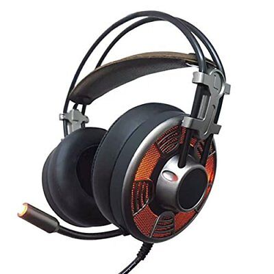 Gaming Headset Stereo Surround Sound Professional 7.1 Channel with Microphone