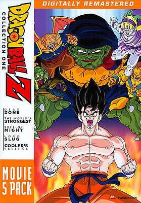 Dragon Ball Z: Movie Pack  Collection One (Movies 1-5), Acceptable DVD, Chuck Hu