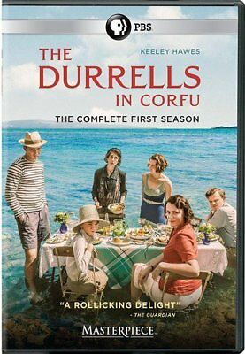 THE DURRELLS IN CORFU:  The Complete First Season (DVD, 2016)