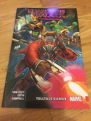 Guardians Of The Galaxy The Telltale Series - Trade Paperback Graphic Novel