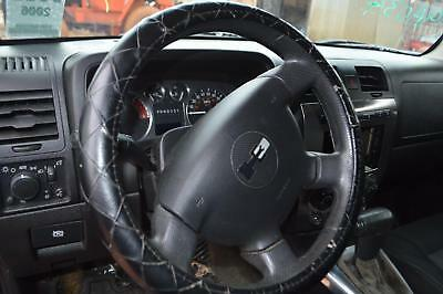 2006 2007 Hummer H3 Driver Wheel Airbag Only Lh Side Black Oem