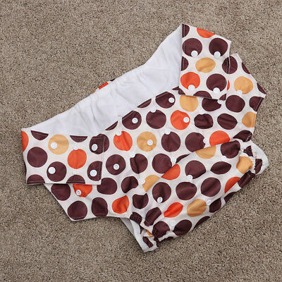 1 Pc Adults Cloth Diapers Leakfree Adjustable Washable Women Diapers for The Old