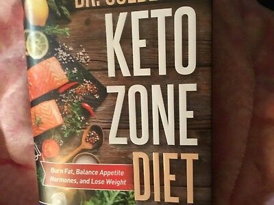 Dr. Colbert's Keto Zone Diet: Burn Fat, Balance by Don Colbert [Hardcover]