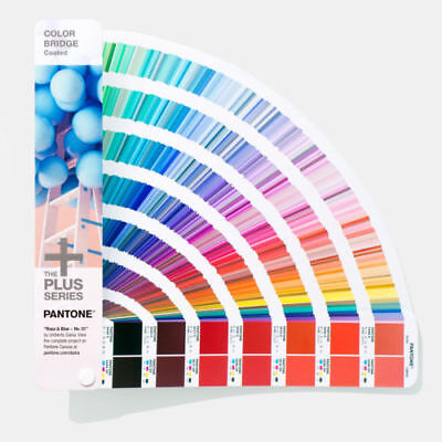 PANTONE Color Bridge Coated Last Edition 2106-2017