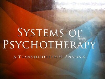 PSY 641 Introduction to Psychotherapy: Systems of Psychotherapy : A Transtheoret