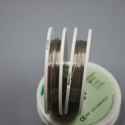 Dental Orthodontic Ligature Wires Stainless Steel Wire Line 0.20/0.25/0.30mm