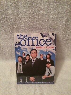 The Office Season 3  = Brand New